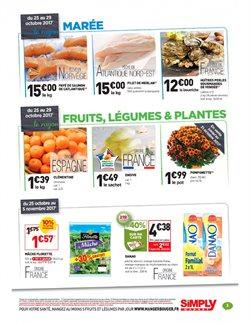 Promos de Plantes dans le prospectus de Simply Market à Roanne