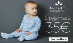 Promos de Natalys dans le prospectus à Paris