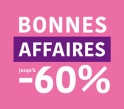 Promos de point mariage dans le prospectus à Paris