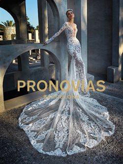 Promos de Mariage dans le prospectus de Pronovias à Paris ( Plus d'un mois )