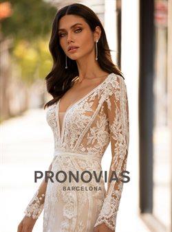 Promos de Mariage dans le prospectus de Pronovias à Paris ( 6 jours de plus )