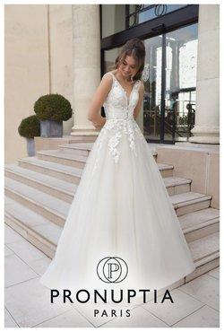 Promos de Mariage dans le prospectus à Pronuptia ( 21 jours de plus)