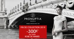Promos de Pronuptia dans le prospectus à Paris