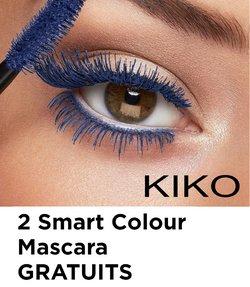 Kiko coupon ( 6 jours de plus)