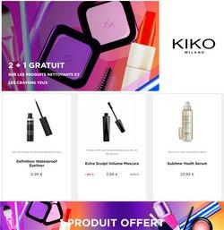 Kiko coupon ( 10 jours de plus)