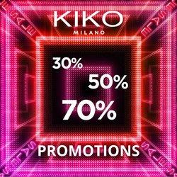 Kiko coupon ( 2 jours de plus)