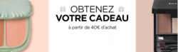 Promos de Parfumeries et Beauté dans le prospectus de Kiko à Châlons-en-Champagne