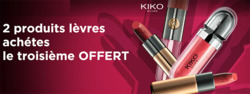 Kiko coupon à Boulogne-Billancourt ( Plus d'un mois )