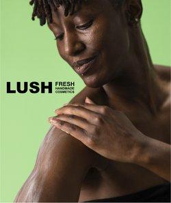 Lush coupon ( 20 jours de plus )