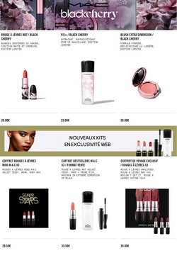 MAC Cosmetics coupon ( Expiré )
