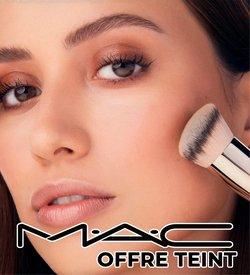 Promos de MAC Cosmetics dans le prospectus à MAC Cosmetics ( 8 jours de plus)