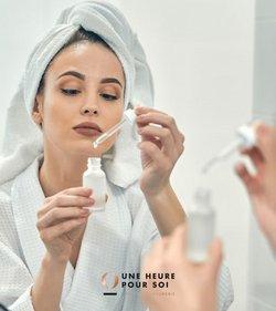 Promos de Parfumeries et Beauté dans le prospectus à Une heure pour soi ( 9 jours de plus)