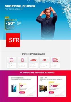 SFR coupon ( Expiré )