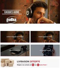 Cobra coupon ( Expire demain )