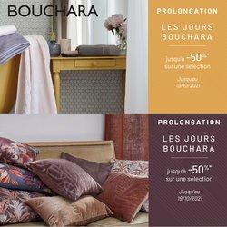 Bouchara coupon ( 3 jours de plus)