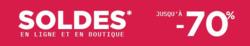Promos de Promod dans le prospectus à Chambéry