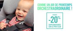 Promos de Orchestra dans le prospectus à Marseille
