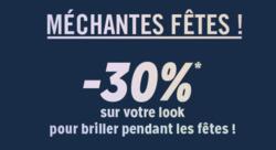 Promos de Naf Naf dans le prospectus à Montigny-le-Bretonneux