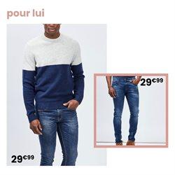 Promos de Vêtements et Chaussures dans le prospectus à La Halle ( 14 jours de plus )