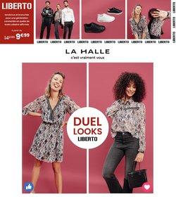 Promos de La Halle dans le prospectus à La Halle ( 10 jours de plus)