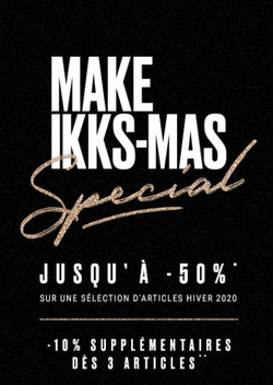 IKKS coupon à Paris ( Expire demain )