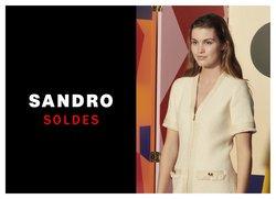 Promos de Sandro dans le prospectus à Sandro ( 4 jours de plus)