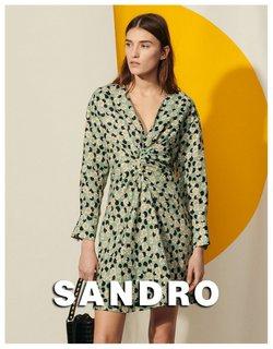 Promos de Marques de luxe dans le prospectus à Sandro ( 30 jours de plus)