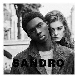 Promos de Marques de luxe dans le prospectus à Sandro ( Plus d'un mois)