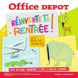 Office Depot coupon ( Plus d'un mois )