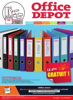 Office Depot coupon à Paris ( Expiré )