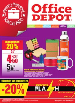 Office Depot coupon ( Il y a 2 jours )