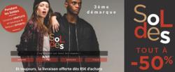 Promos de Kaporal dans le prospectus à Grenoble