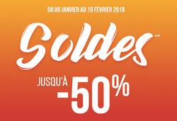 44390f7b1d6ec7 Texto à Massy (Essonne)   Catalogue AW 2019 et Soldes d'hiver