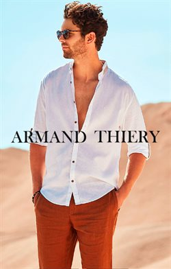 Armand Thiery coupon ( Plus d'un mois )