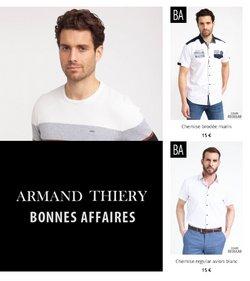 Armand Thiery coupon ( Publié hier)