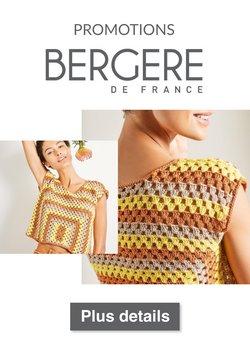 Promos de Bergère de France dans le prospectus à Bergère de France ( Nouveau)