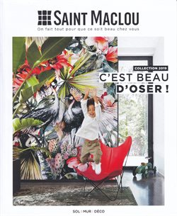 Saint Maclou coupon ( Expiré )