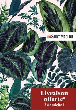 Saint Maclou coupon ( Expiré )
