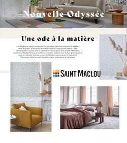 Saint Maclou coupon ( 25 jours de plus )