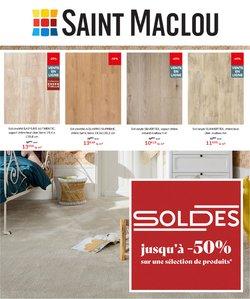 Saint Maclou coupon ( Expire demain)