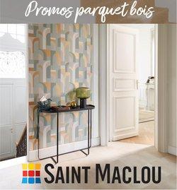 Promos de Saint Maclou dans le prospectus à Saint Maclou ( 18 jours de plus)