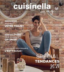 Cuisinella coupon ( 25 jours de plus)
