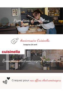 Cuisinella coupon ( 2 jours de plus )
