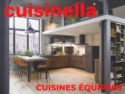 Cuisinella coupon ( 11 jours de plus)