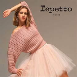 Repetto coupon à Lyon ( Plus d'un mois )