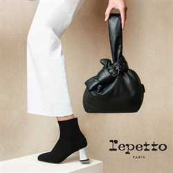 Repetto coupon ( Plus d'un mois )