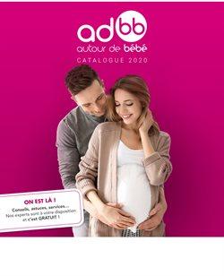 Promos de Autour de bébé dans le prospectus à autour de bébé ( Plus d'un mois)