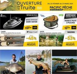 Pacific Pêche coupon ( Expiré )