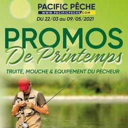 Pacific Pêche coupon ( 17 jours de plus )