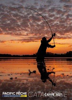 Promos de Sport dans le prospectus à Pacific Pêche ( Plus d'un mois)